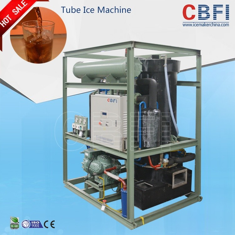 industrial tube ice making machines