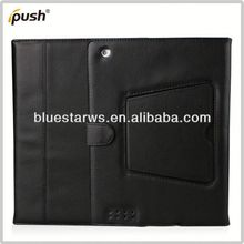for ipad 2 3 4 5 wireless keyboard case bluetooth leather case