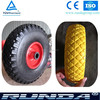 10 inch pu foamed solid hand cart wheel