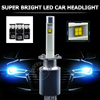 R4 H1 led headlight for car and motorcycles 30w 4800lm DC12-24V Fanless