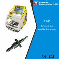 New arrival Auto Smart Locksmith equipment SEC-E9 Fully Automatic duplicate Key Cutting Machine
