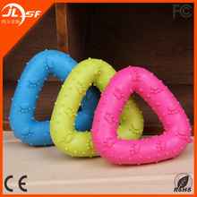 Environmental protection non-toxic,resistance to bite rubber dog toy with milk fragrance