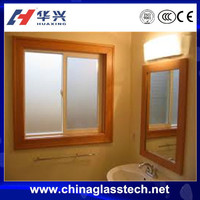 Excellent heat and water insulation Sound insulation bathroom window curtains