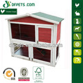 DFPETS DFR024 Wooden Farming Pet Rabbit Cage