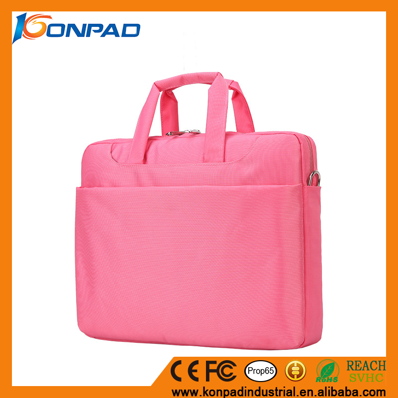 "New Waterproof 15.6"" 17.3""Inch Laptop Notebook Case Messenger Handle Bag with shoulder strap"