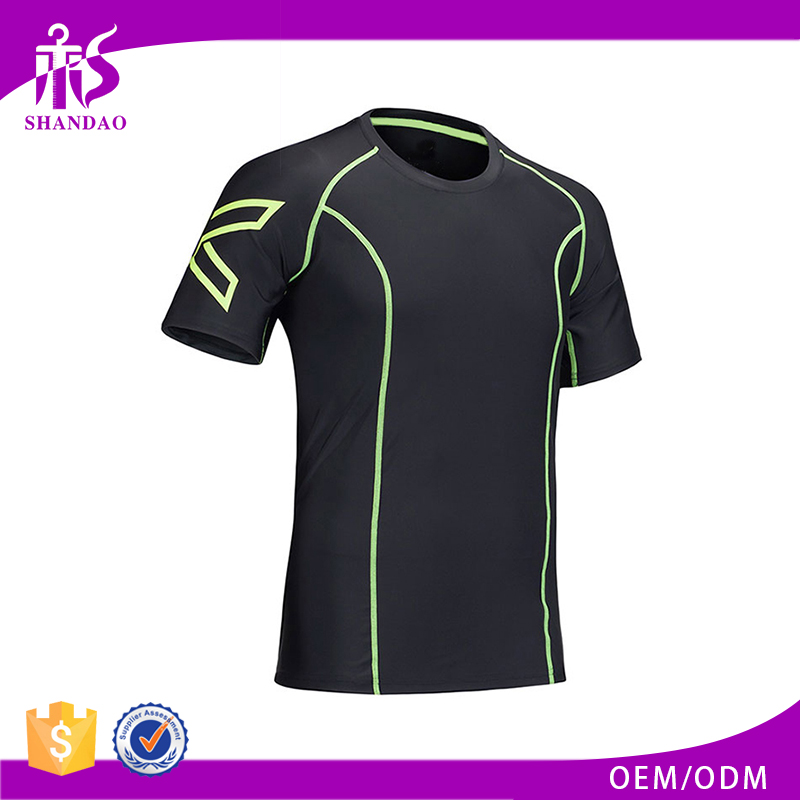 Guangzhou Shandao Fashion Wholesale Printing Gym sublimation different kinds of sports wear