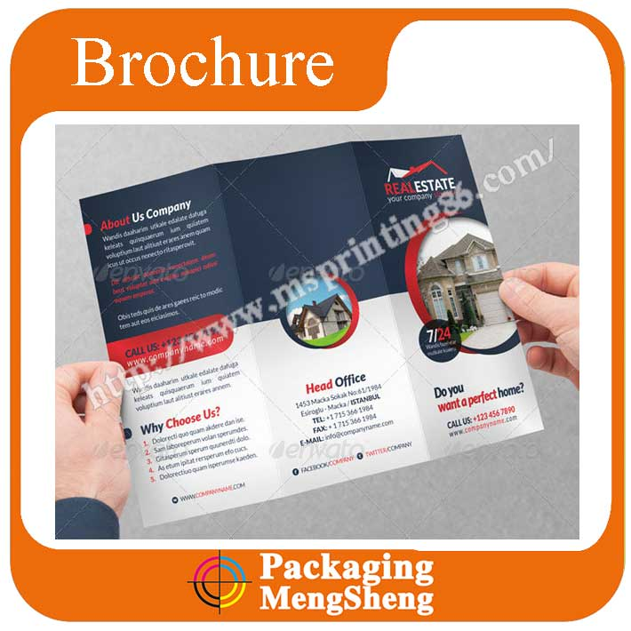 book brochures flyer catalogues printing services