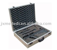 2014 Professional aluminium gun case with foam