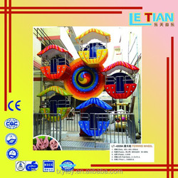 Newly designed product amusement park rides Ferris wheel from guagnzhou factory LT-1029A
