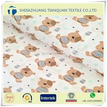 wholesale shijiazhuang kain cotton flannel fabric stocklot fabric