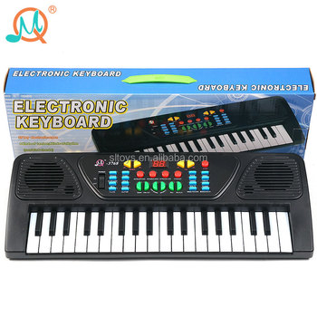 China manufacturer professional piano 37 electronic keyboard with microphone