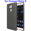 TPU Protective Case for Huawei Mate 8 Cover, Back Cover for Huawei Mate 8 Mobile Phone Accessories
