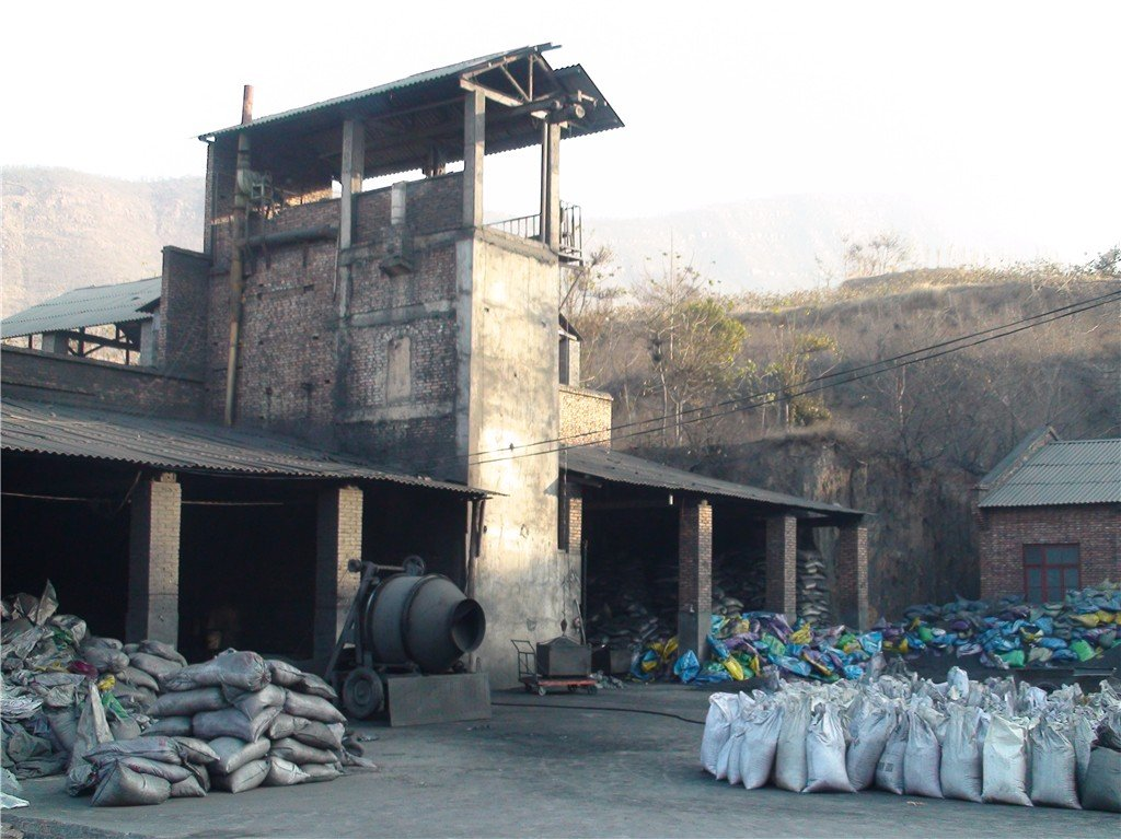 Well supply anthracite coal for filter material of Water Filtration