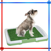 Plastic pet toilet, Dog toilet, Pet training toilet
