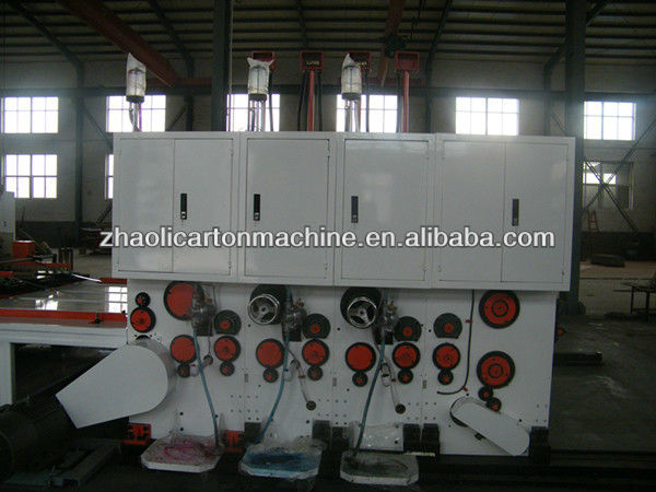 Factory price corrugated cartons flexo printing and slotter