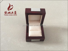 uniqure shape Ring Wooden box