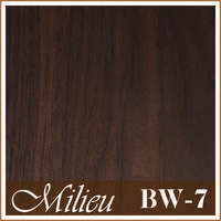 Black Walnut (BW-7) - Plank engineered flooring 3.5mm top layer SolidUV Laquer coat wood timber