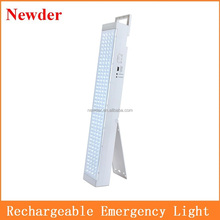 Hot sale battery backup led emergency light MODEL 8160LU