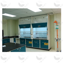 1500mm*850mm*2350mm Chemical lab fume cupboard
