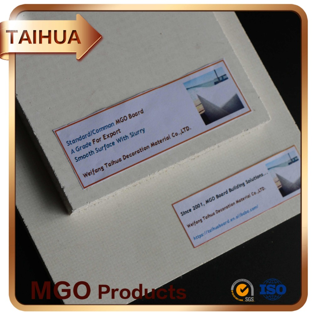 Supply Fireproof Construction Material Magnesite Board