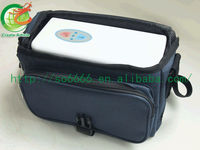 New Mini Medical Gas Equipments Easy Portable Oxygen Concentrator With Battery With Carry Bag