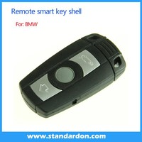 Remote smart key for BM 1 3 5 6 Series Key Shell Fob 3 Button X5 X6 M5 M6