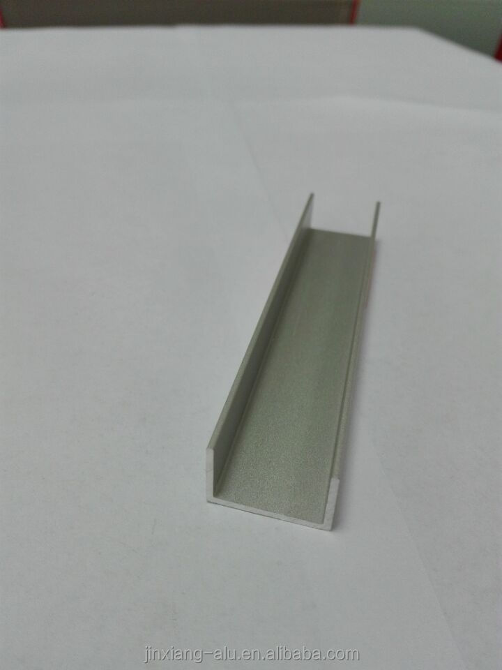 aluminium profile for South America market, Chile, Colombia, Peru