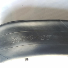 High Quality Motorcycle Tyre Buytl Inner Tube 250-17 2.50-17