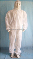 disposable coverall Type 5 6 CE Standard Microporous Coverall