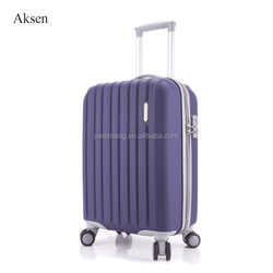 Fashion Cabin Size Travel abs hard shell luggage