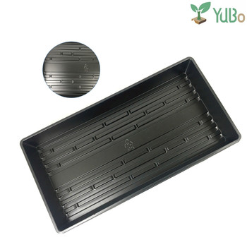 Good quality plastic rice seedling tray for rice paddy seed nursery sowing