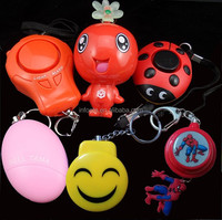Ladybird Alarm Animal shaped Personal security Alarm
