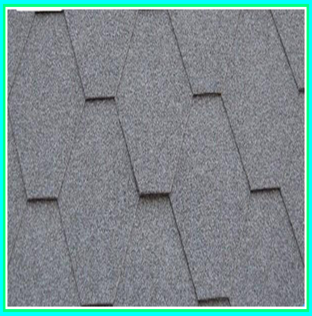 High Quality Round Asphalt Shingle,Colorful Stone Coated Roofing Tile