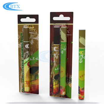 Wholesale 320mah pen vape ecig 510 Thread Disposable vaporizer pen 500puffs vape pen