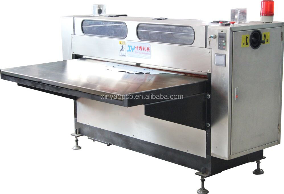 PCB manufacturing equipment of pcb depaneling machine