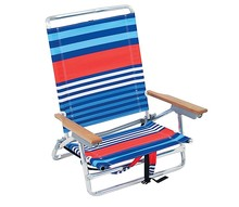 Aluminium Frame Folding Beach chair