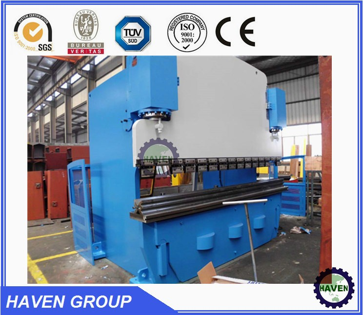 CNC Electric Synchronization Hydraulic Press Brake bending machine WE67K 250T3200