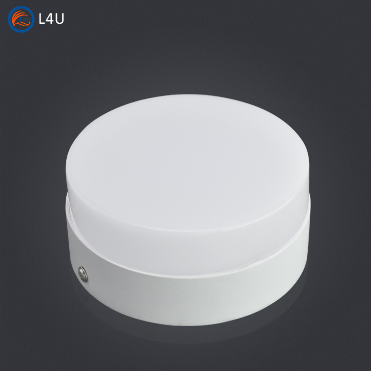 AC85-265V 12W 1080lm White Color Aluminum Surface Mounted No Trim Round <strong>LED</strong> <strong>Light</strong> Panel Lamp