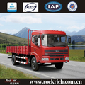 With flat-bed new cargo truck price 4x2 13ton small cargo trucks