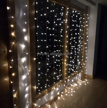 3m*3m LED curtain light White Color Perfect For Bedroom and outdoor decoration