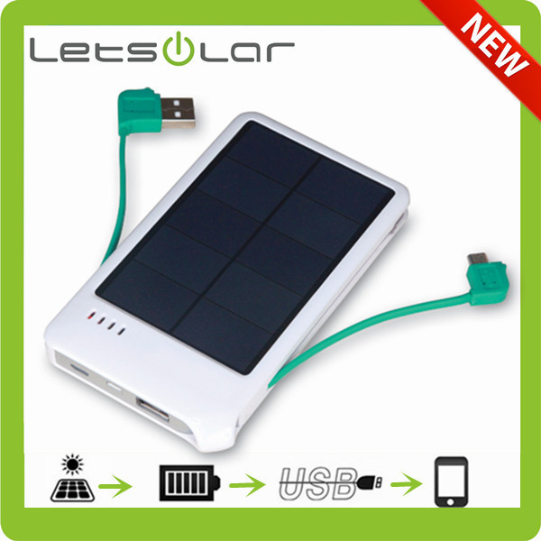 fc rohs solar charger cell phone from factory directly