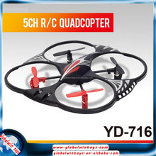2015 2.4G china quad copter,infrar light spinner mini rc toy ufo gw-tyd-716