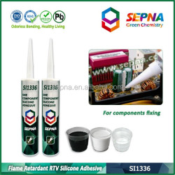Electrical Silicone Sealant for Home Appliances/PCB/LED Protection SI1336