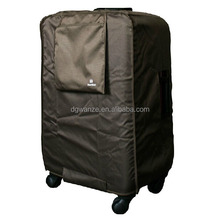 Cheap 210D polyester luggage cover for wholesale