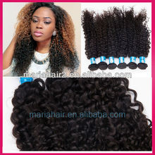 Most popular Best price wholesale 100% virgin human tight afro kinky hair