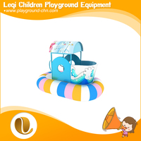 Professional Indoor Soft Playground Manufacturer Ship