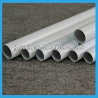 Hot Selling clear hard plastic tube