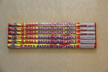 8 Ball magical birthday roman candle chinese supplier fireworks