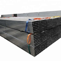 Cold rolled steel galvanized square metal tubes