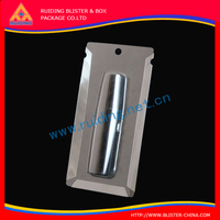 high durable Transparent blister packaging for mobile case,clear cell phone case plastic blister packaging
